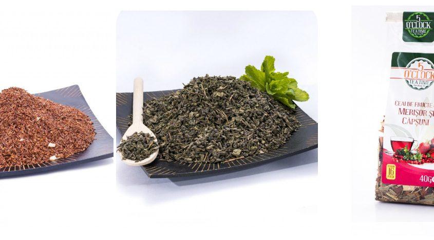 Căni de ceai