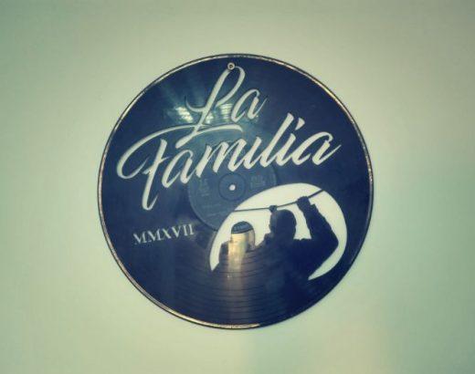 Vinil La Familia