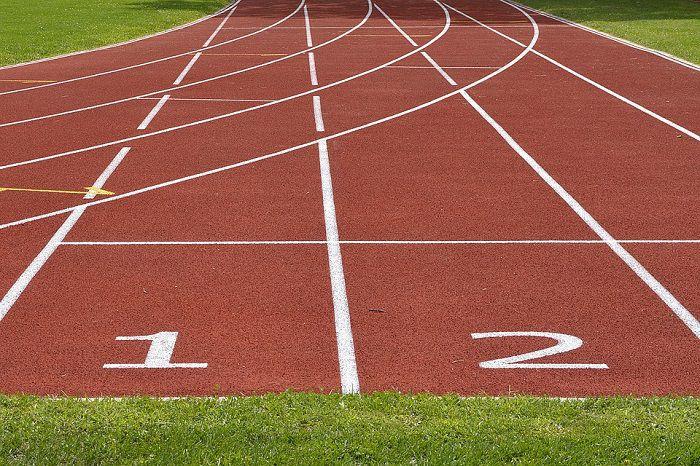 pista de alergare