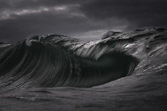 Val pe mare