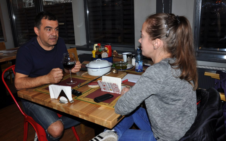 Vorbind cu Mihai Margineanu