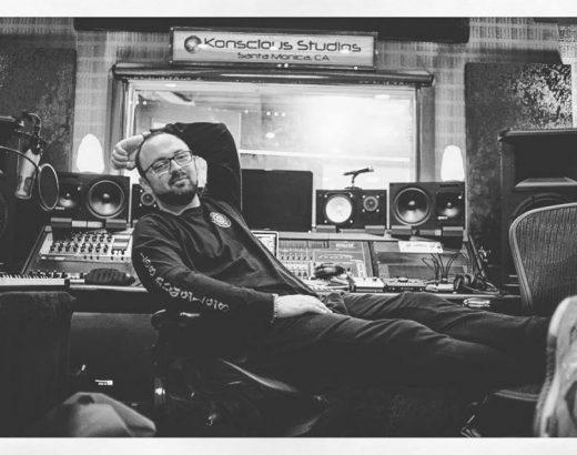 Rappy in studio